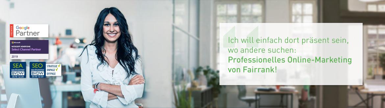 Header fairrank deutschland gmbh