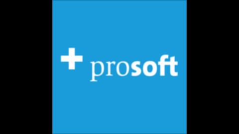 Middle prosoft logo blau 400x400