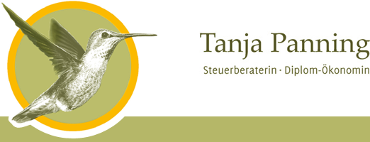Steuerberaterin panning logo