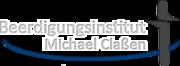 Middle logo beerdigung michael cla en
