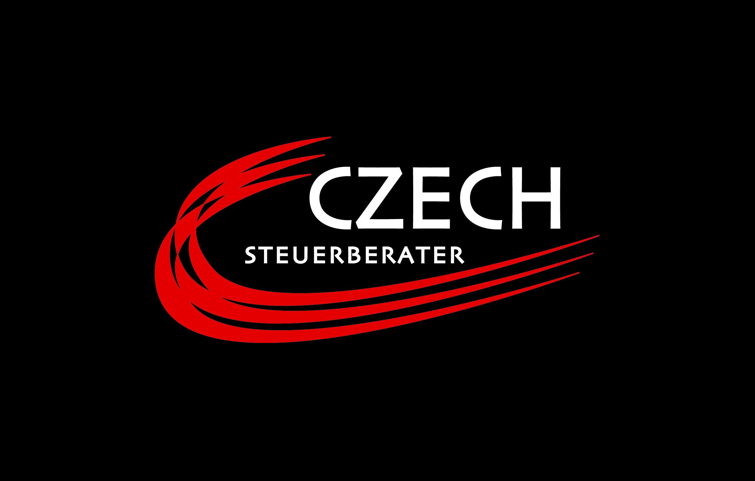 Czech logo white einzel