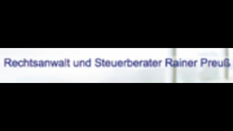 Diplom-Finanzwirt Rainer Preuß Rechtsanwalt und Steuerberater