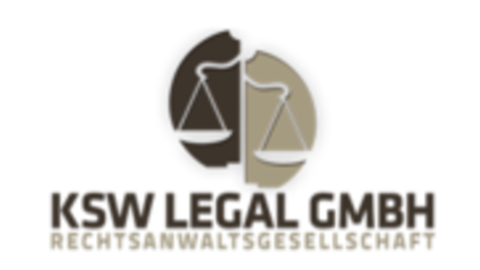 KSW LEGAL GMBH Rechtsanwaltsgesellschaft
