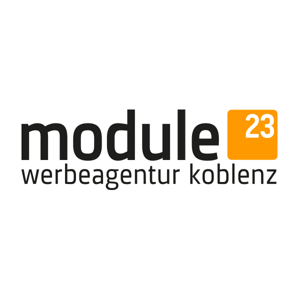 Module23 logo schwarz orange rgb 600