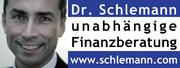 Middle logo dr. schlemann finanzberatung mit foto k