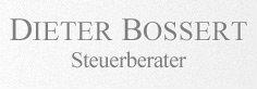 Logo bossert
