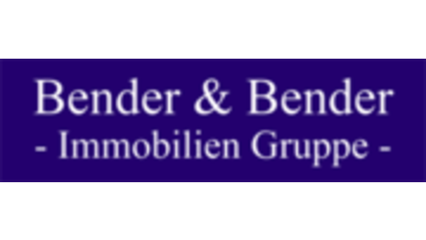 Middle bender und bender immobilien gruppe logo schrift weiss auf blau rgb 300x87 ch
