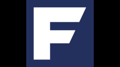 Middle logo falk signet
