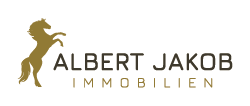 Albert jakob immobilien logo