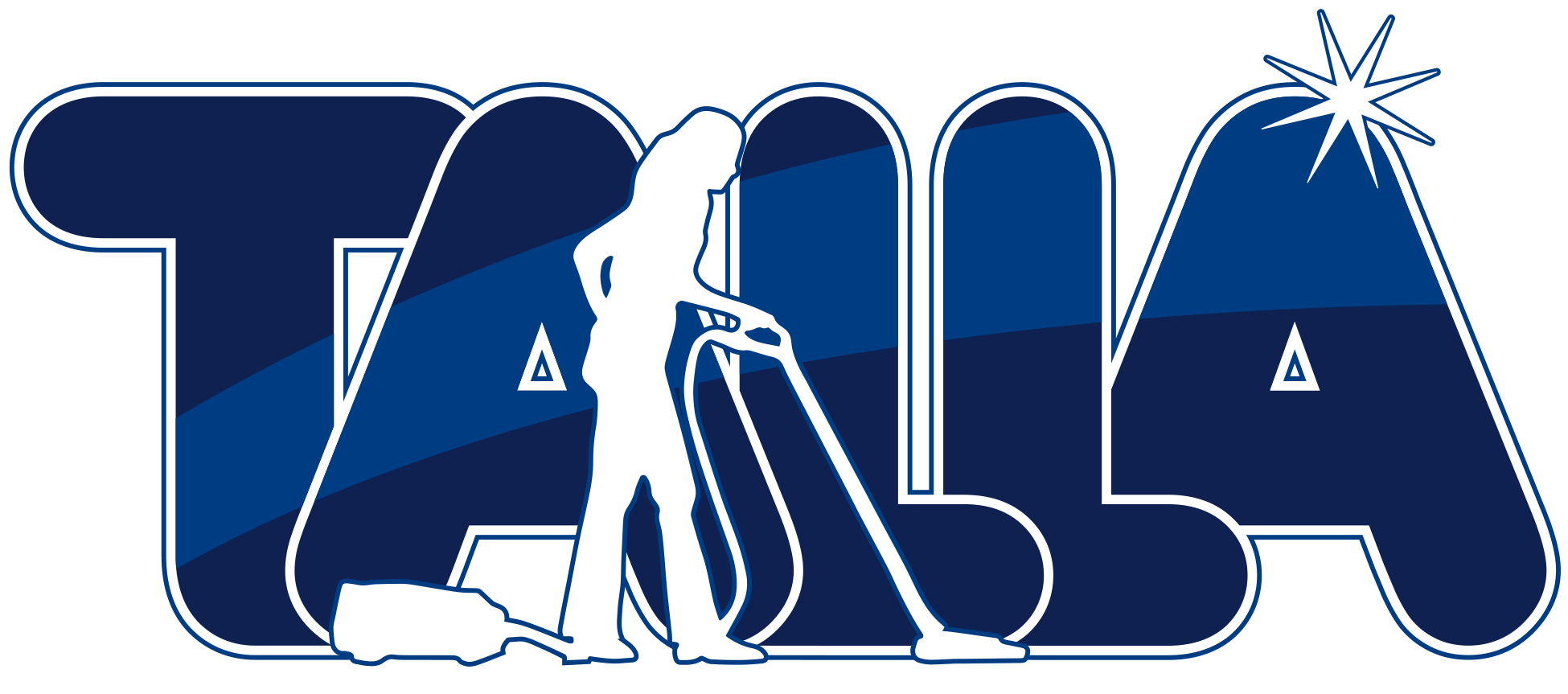 Logo talla dark