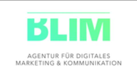 Middle logo blim