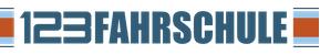123fahrschule logo
