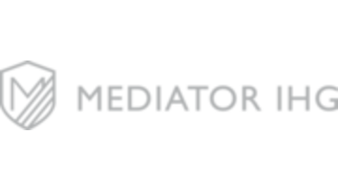Middle logo mediator ihg