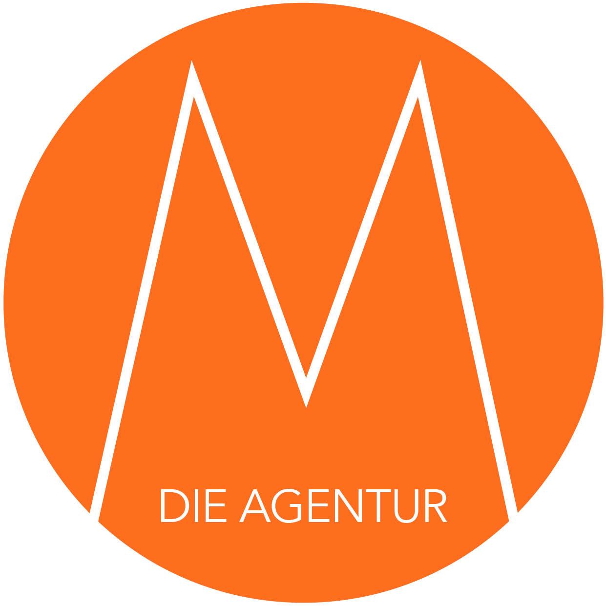 Logo m dieagentur