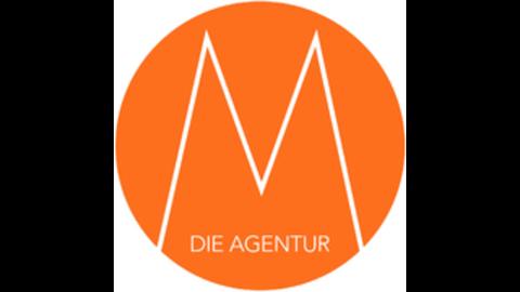 Middle logo m dieagentur