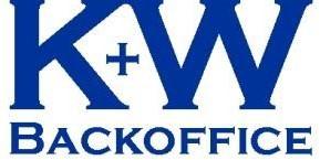 K w backoffice ug