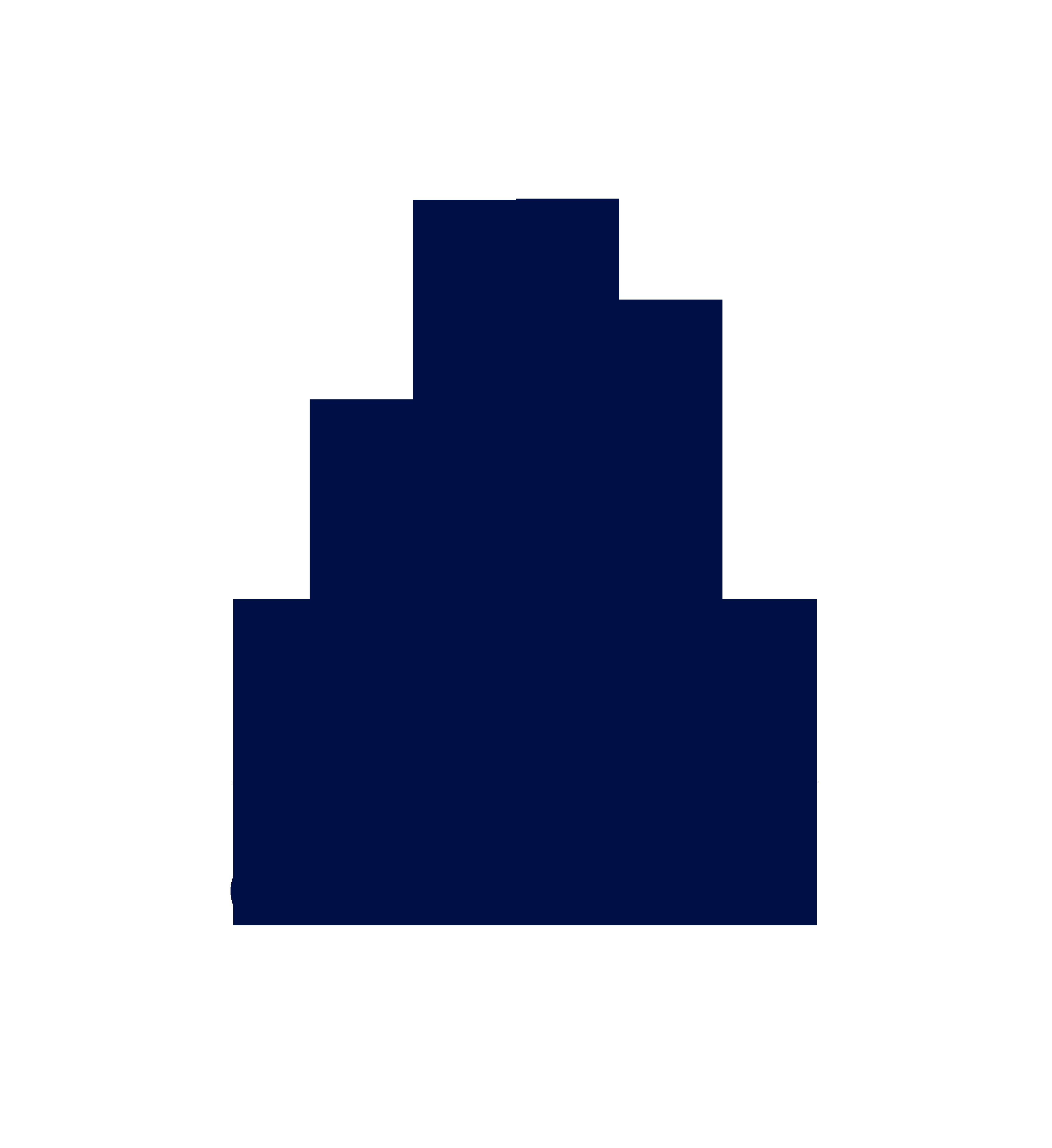 Almondia logo mit zusatz dark blue positiv