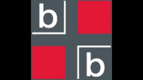 Middle b b logo