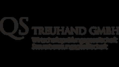 Middle logo qs treuhand gmbh