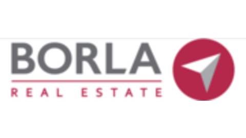 Middle logo borla real estate