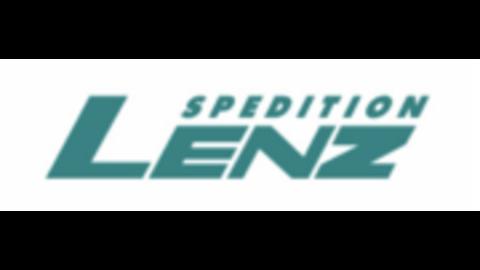 Middle logo spedition lenz