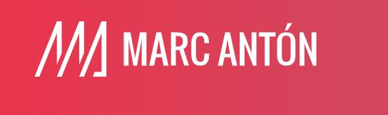 Marc anton logo