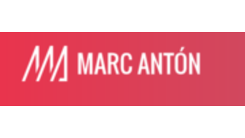 Middle marc anton logo