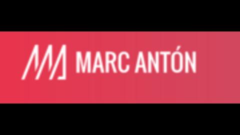 Middle marc anton logo