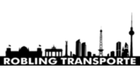 Middle logo weiss robling transporte