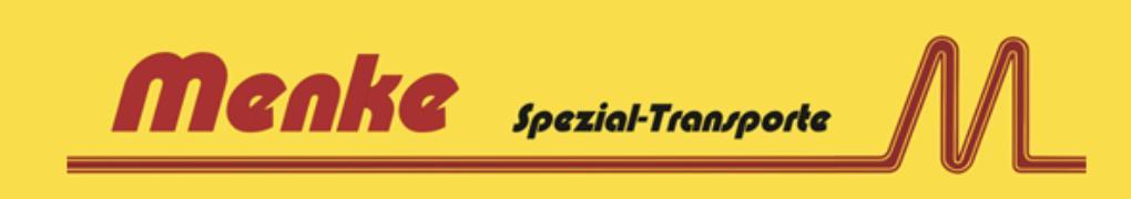 Logo menke spezial transporte