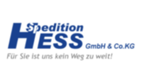 Middle logo spedition hess