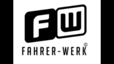 Middle logo fahrerwerk