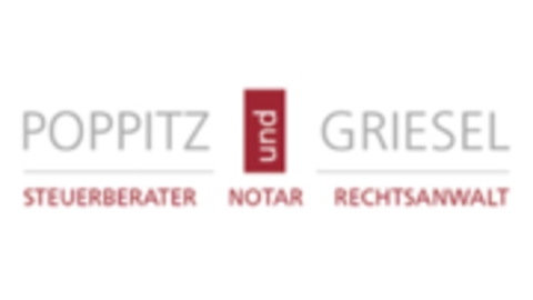 Poppitz und Griesel PartG mbB Steuerberater Rechtsanwalt Notar