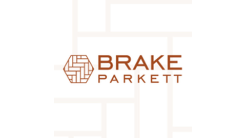 Middle parkett brake logo