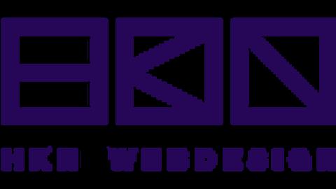 Middle logo violet hkn