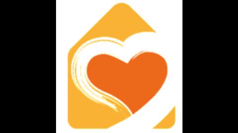 Middle logo haus