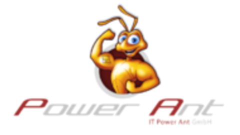 Middle powerant logo