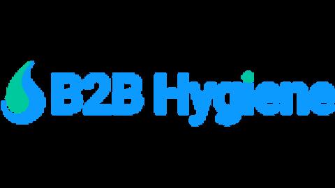 Middle b2b hygiene logo