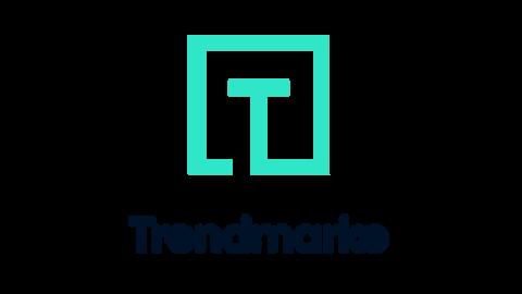 Middle trendmarke identity quadrat hell