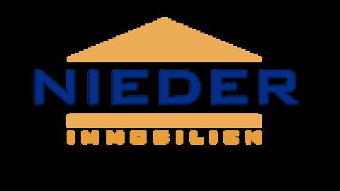 Middle logo nieder immobilien trans print