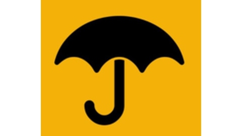 Middle logo color umbrella today consult