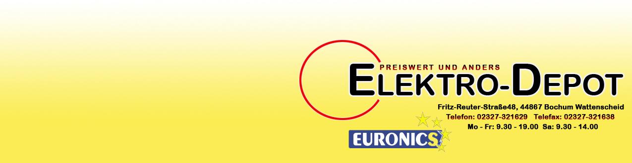 Elektro depot logo