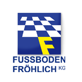 Middle fu boden fro hlich logo branding