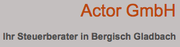 ACTOR GmbH Steuerberatungsgesellschaft