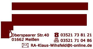 Klaus wihsfeld logo
