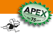 Middle apex logostreifen berlin