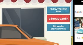 Kfz Gutachter NAD Hamburg - Kfz Sachverständigen Büro - Bild 6