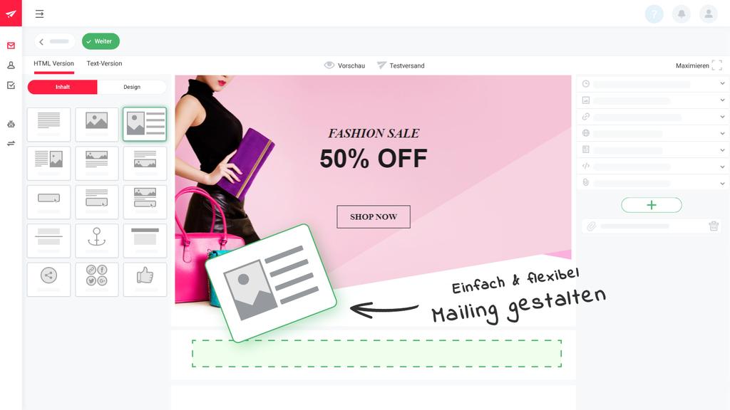 Full rapidmail gmbh newsletter software