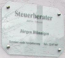 Jürgen Blönnigen, Dipl.-Volkswirt, Steuerberater - Bild 2