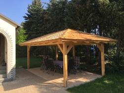 Zimmerei und Ökologischer Holzbau - Bild 1